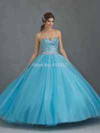 17 Best ideas about Poofy Prom Dresses on Pinterest