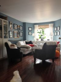 Townhouse Living Room Ideas