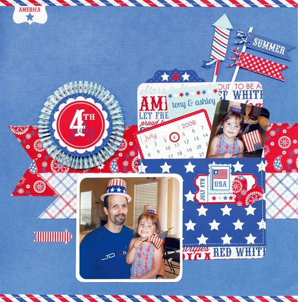 1000 images about layouts patriotic on pinterest fourth
