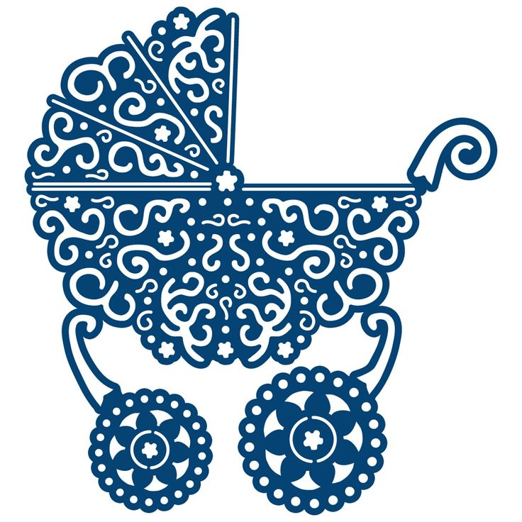 Baby Pram Dies 1000 Images About Templates Tattered Lace On Pinterest