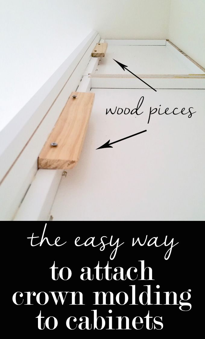 1000+ Ideas About Crown Molding Kitchen On Pinterest | Above