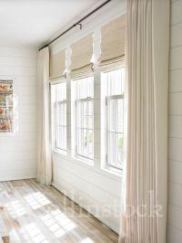 25+ Best Ideas about Window Drapes on Pinterest | Bedroom ...