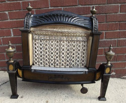 Humphrey Radiant Fire Gas Heater Fireplace Insert Picked