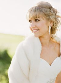 Wedding Hairstyles For Short Hair With Fringe | Hair
