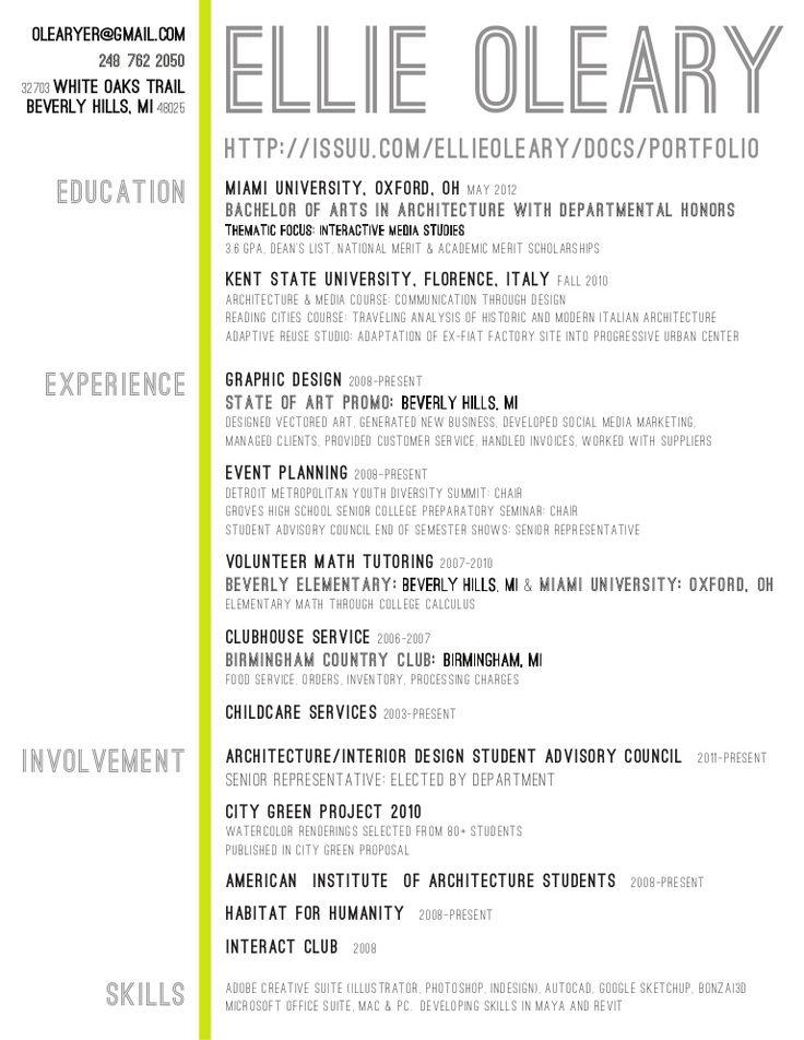 sample resume for google internship - Google Sample Resume
