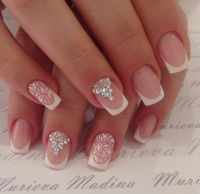 17 Best ideas about Crystal Nails on Pinterest | Claw ...