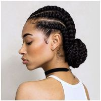 25+ best ideas about African american braids on Pinterest