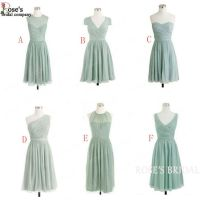 17 Best ideas about Sage Bridesmaid Dresses on Pinterest ...