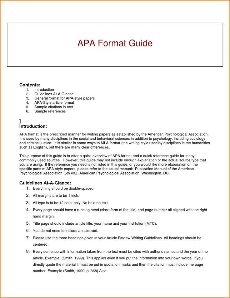 writing apa format curriculum vitae best 25 format of resume
