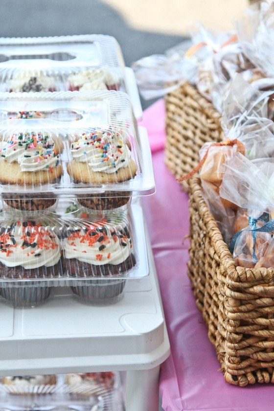 how to have a successful bake sale