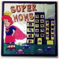 Mothers Day bulletin Board | Bulletin board for schools ...