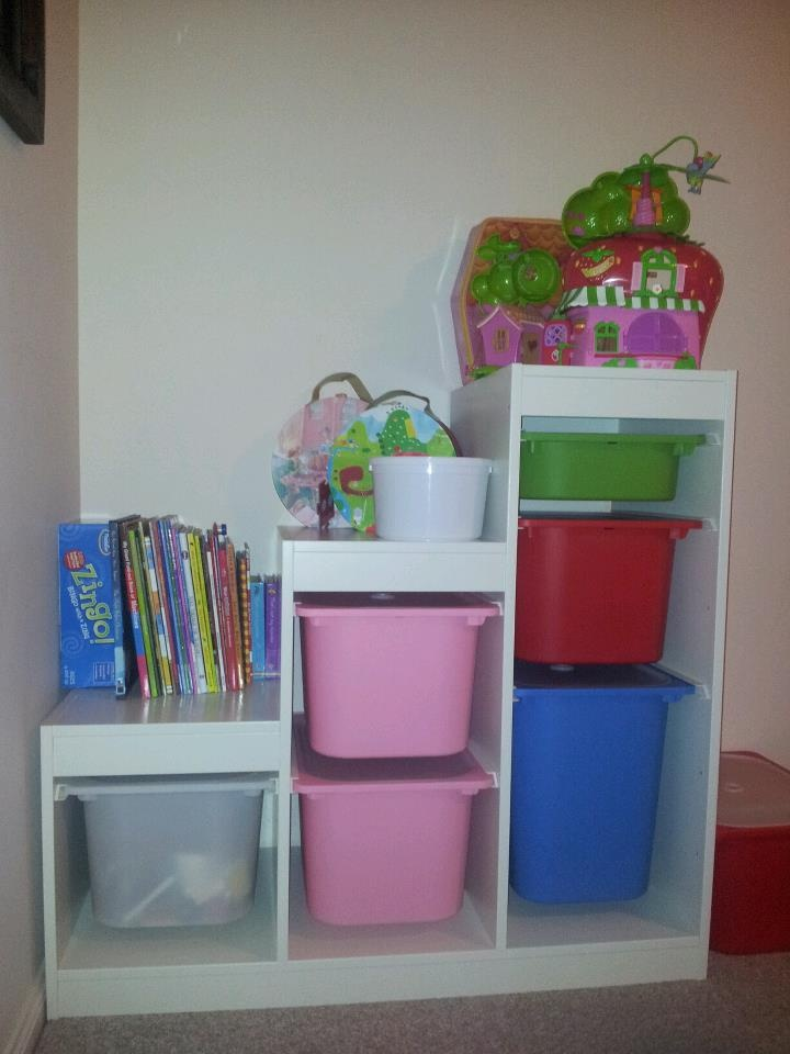 Toy Organizer Ikea Ikea Trofast Toy Storage | Kids Room | Pinterest | Toys