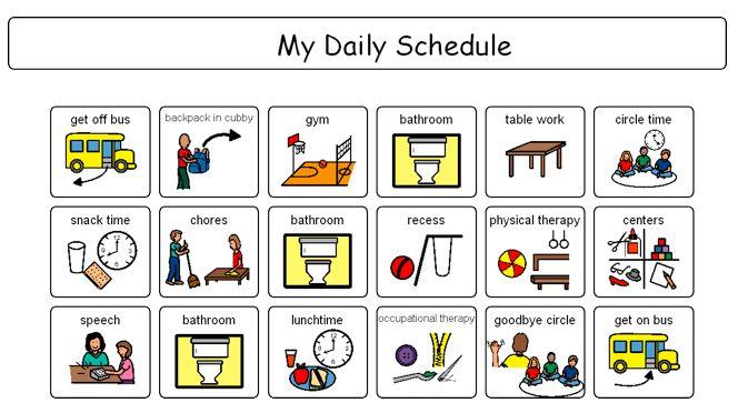 classroom schedule maker