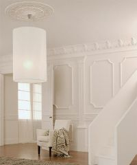Architectural products used: Large Acanthus crown molding ...