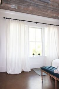 25+ Best Ideas about White Linen Curtains on Pinterest ...