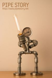 17 Best ideas about Pipe Lamp on Pinterest | Industrial ...