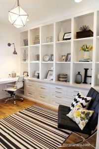 25+ best ideas about Office shelving on Pinterest | Home ...