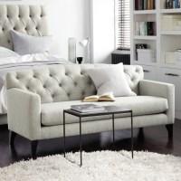 Eaton Bedroom Sofa - Seating   The White Company ...