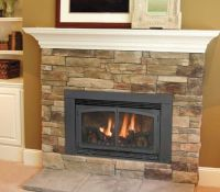 25+ best ideas about Gas fireplace inserts on Pinterest