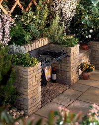 Best 25+ Outdoor barbeque area ideas on Pinterest ...