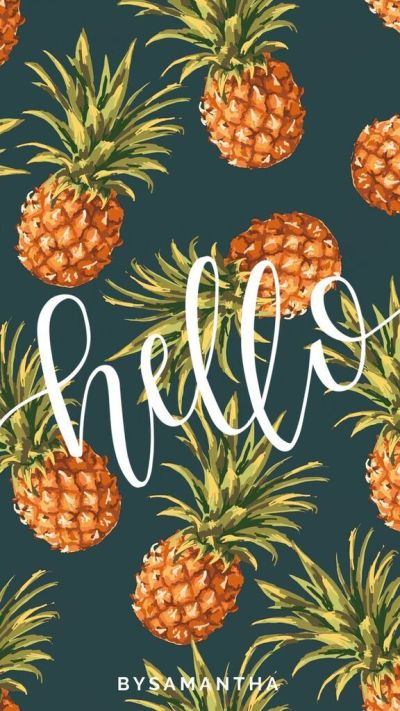 Best 25+ Pineapple wallpaper ideas on Pinterest | Pineapple print, Watermelon background and ...