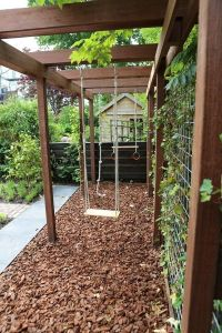 25+ best ideas about Small backyard landscaping on