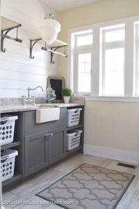 Best 25+ Grey laundry rooms ideas on Pinterest