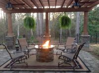 1000+ images about Fire pits on Pinterest | Pergolas, Fire ...