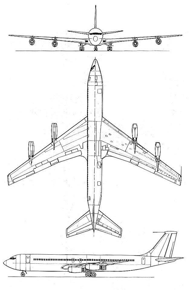 aircraft schematics