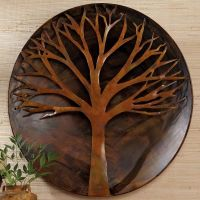 25+ best ideas about Metal tree wall art on Pinterest ...