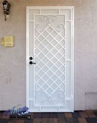 1000+ images about Wrought Iron Security Doors on ...
