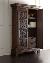 Ambella San Marcos Entertainment Cabinet | Cabinets ...