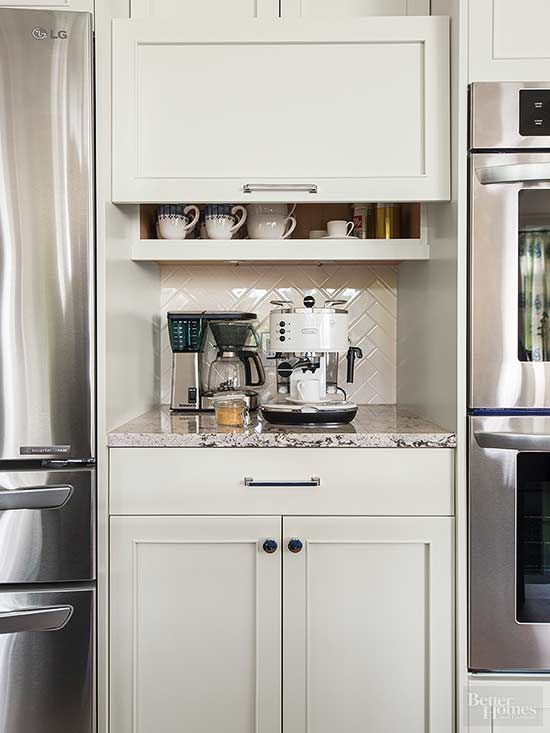 Coffee Stations Worthy Of A Barista S Dreams Ovens The