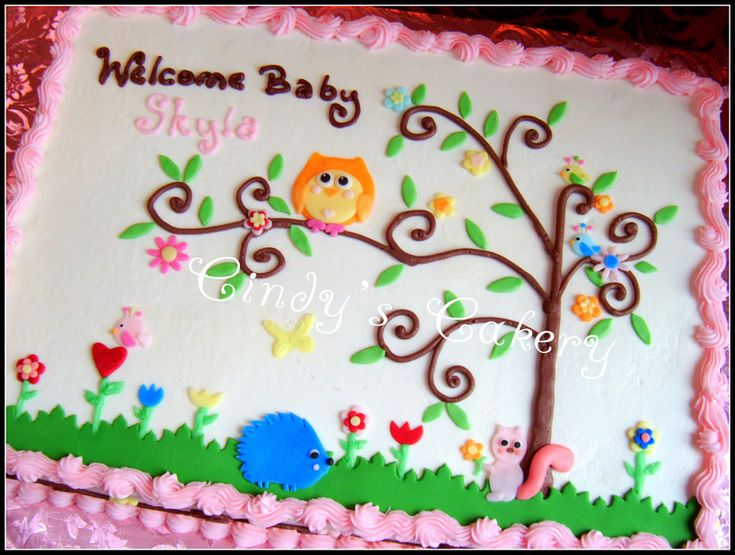 Cute Twin Baby Boy And Girl Wallpapers Baby Shower Sheet Cakes For A Girl Google Search Baby