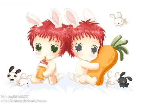 Very Cute Baby Twins Wallpaper Anime Babies The Anime Baby Adoption Anime Families