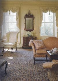 Window Treatment  Colonial Window Treatments - Inspiring ...