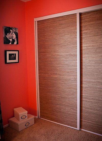 1000+ ideas about Mirrored Closet Doors on Pinterest   Closet doors, Closet door makeover and ...
