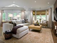 Top 12 Living Rooms by Candice Olson | Ottomans, Silk and ...