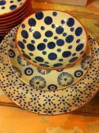 17 Best images about Handpainted dinnerware on Pinterest ...