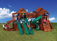 17 Best images about Backyard playsets on Pinterest | Play ...