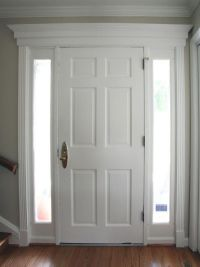 25+ best ideas about Interior door trim on Pinterest