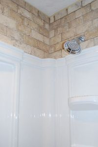 63 best SHOWER - Wall Ideas images on Pinterest