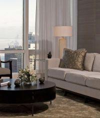 Trump Tower Residence 1 - Living Room | Halvorsen Design ...