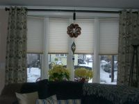 25+ best ideas about Bow Window Curtains on Pinterest ...