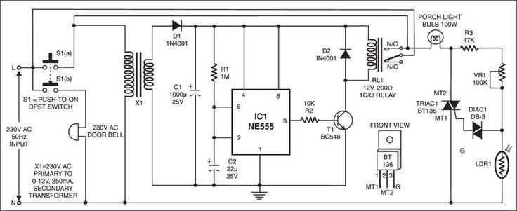 fm bugger circuit diagram