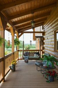 25+ best ideas about Covered back porches on Pinterest ...