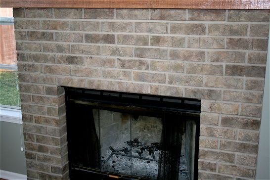 17 Best Images About Stained Brick From Red On Pinterest
