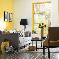 25+ best ideas about Yellow Accent Walls on Pinterest ...