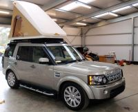 ProSpeed rack with Maggiolina roof tent | camper ...