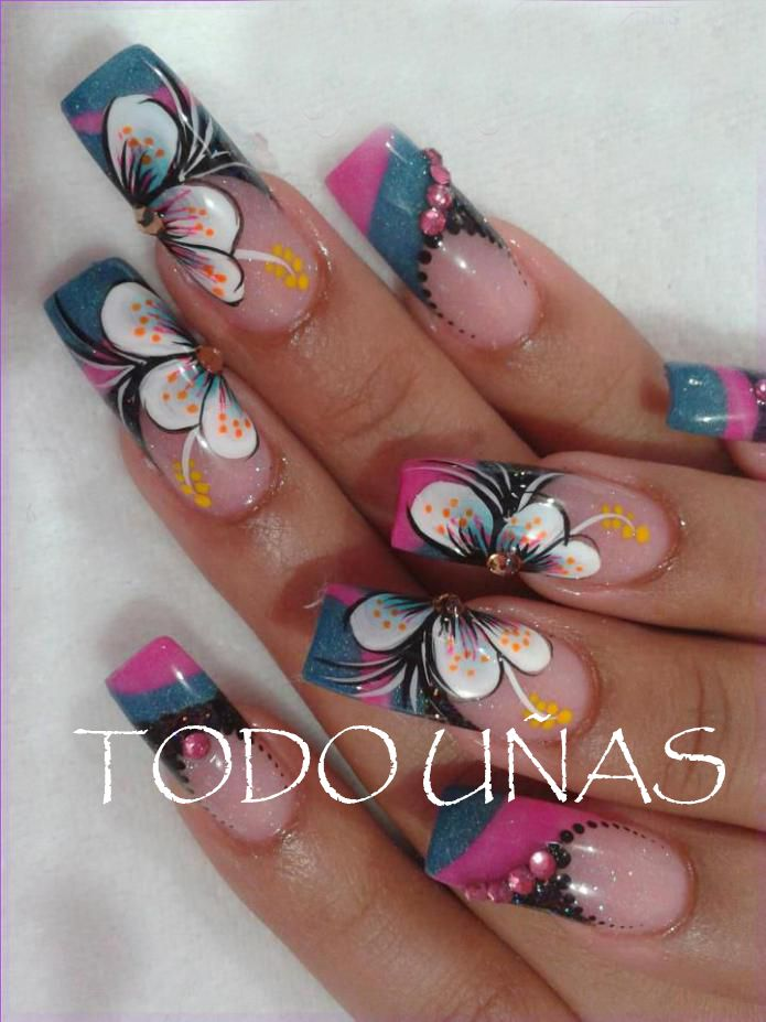 Unas Gel Decoraciones 40 Best Images About Nails Art On Pinterest | Nail Art